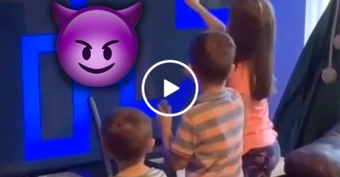 These kids learn why the Internet gave us trust issues (Video)