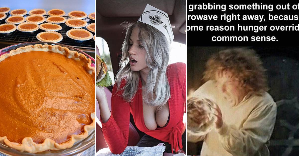 Food + Sex + Tasty Memes = Indulgence (94 Photos)